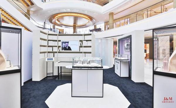 """""""美一面都是我""""Boucheron 宝诗龙珠宝体验展产品展示区.jpg"""
