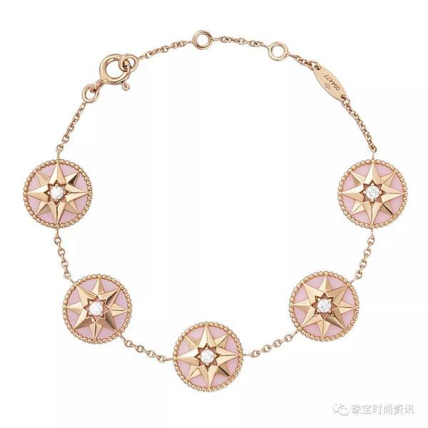 Dior 迪奥 Rose des Vents 罗盘玫瑰手链23.jpg
