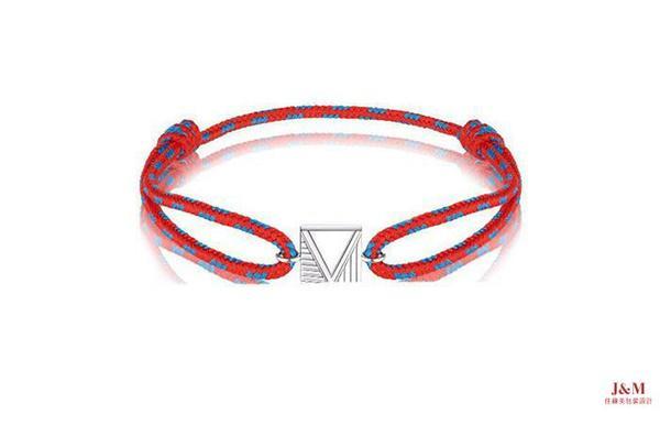 Louis Vuitton 路易威登 AMERICA'S CUP 925银手链.jpg