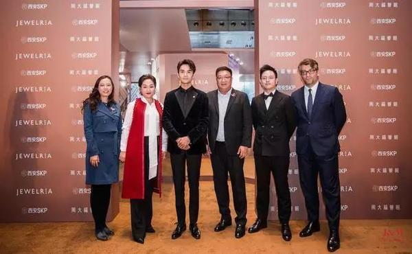 王凯亲临JEWELRIA周大福荟馆限时精品店.jpg