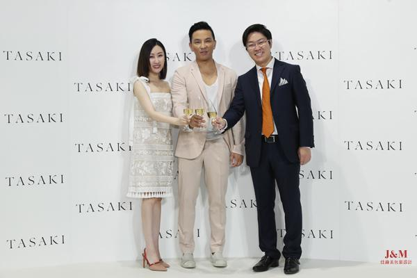 左起:时尚博主黎贝卡、TASAKI创意总监Prabal Gurung先生、TASAKI中国区董事兼总经理屠雷先生.jpg