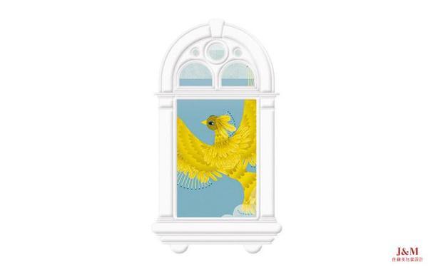 Van Cleef & Arpels 梵克雅宝以童话故事《金鸟》为灵感创作全新高级珠宝系列.jpg