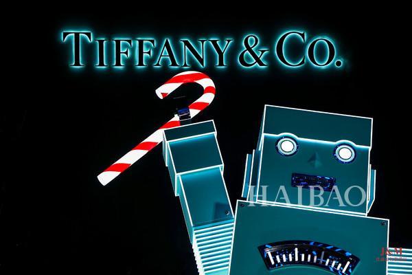 蒂芙尼 (Tiffany & Co.) 節日季主人公機器人CL-T.jpg